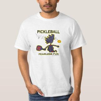 Diversión audaz de Pickleball Playeras