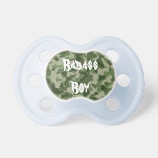 Diversión Camo Binky para el bebé Chupetes Para Bebes