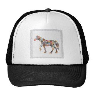Diversión cheval nvn554 del حصانлошадь de Pferd de Gorros Bordados