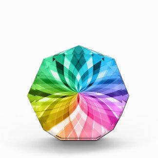 diversión colorida del kaleidoskop del zen del cha