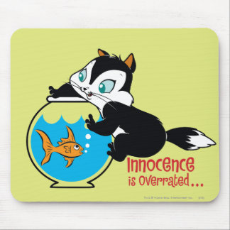 Diversión de Fishbowl del Pussyfoot Mouse Pad