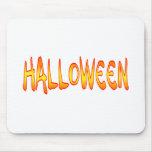 Diversión de Halloween Tapete De Raton