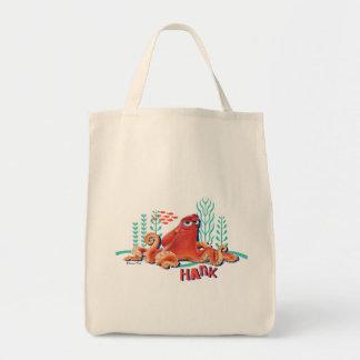 Diversión de Hank el | debajo del mar Bolsa Tela Para La Compra