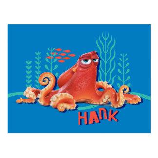 Diversión de Hank el | debajo del mar Postales