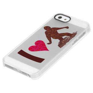 Diversión de la criatura de Bigfoot Sasquatch Yeti Funda Permafrost™ Deflector Para iPhone 5 De Uncom
