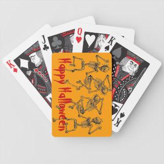Diversión de la noche del juego de sociedad del pó baraja de cartas