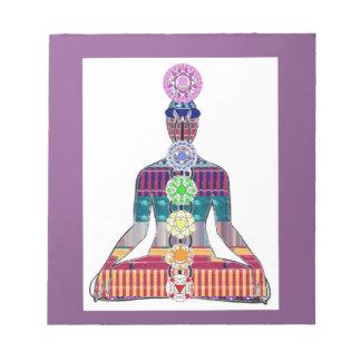 DIVERSIÓN de la paz NVN630 de la meditación de la Libreta Para Notas