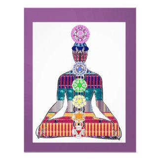 DIVERSIÓN de la paz NVN630 de la meditación de la Membrete
