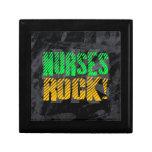 Diversión de la roca de las enfermeras, anaranjada cajas de recuerdo
