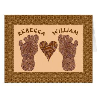 Diversión de la tarjeta del día de San Valentín de