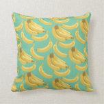 diversión de los plátanos cojin