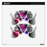 Diversión del color 3 esferas del infinito de la i skins para mandos PS3