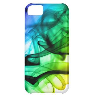 diversión del color funda para iPhone 5C