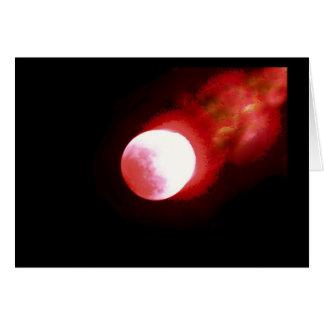 ¡Diversión del eclipse solar! Tarjeta De Felicitación