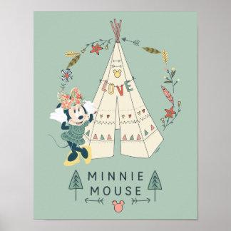 Diversión del festival de Minnie Mouse el | Póster