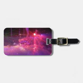 Diversión del fiesta de la espuma del laser etiquetas bolsa