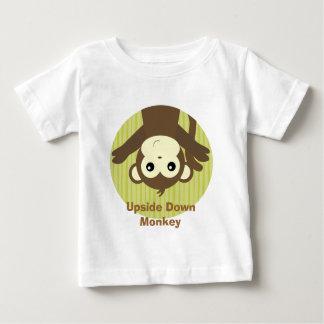 Diversión del mono t shirts