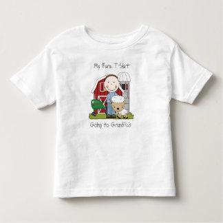 Diversión del país del tema mi camiseta de la remera