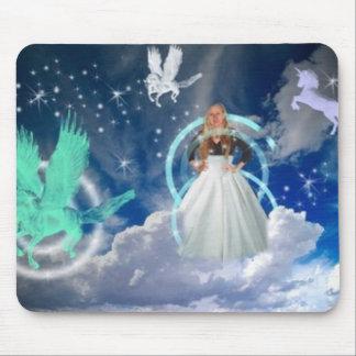 Diversión divina de la fantasía, mousepad tapetes de raton