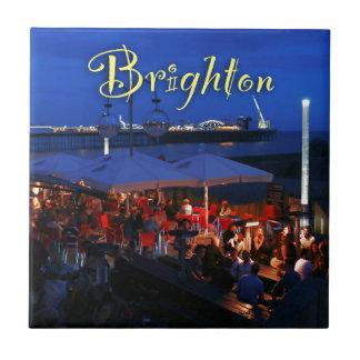 ¡Diversión en Brighton! Azulejos