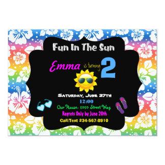 Diversión en la invitación de The Sun