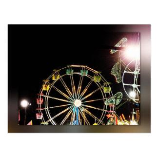Diversión en las postales del carnaval