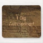 """Diversión, """"escritura cuneiforme sumeria ingeniosa alfombrillas de ratón"""