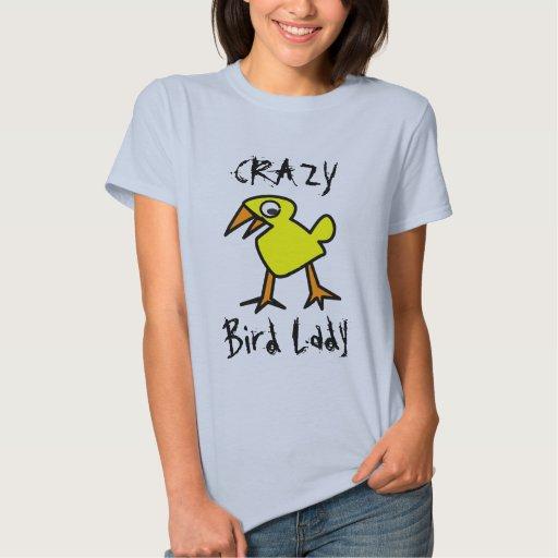 Diversión loca del regalo de señora Shirt del Camisetas