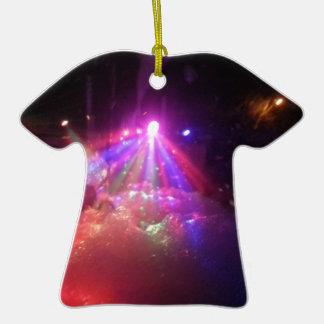 diversión multicolora de la espuma de las luces de ornamentos de reyes