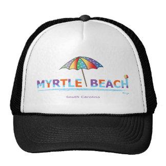 Diversión Myrtle Beach SC Gorros Bordados