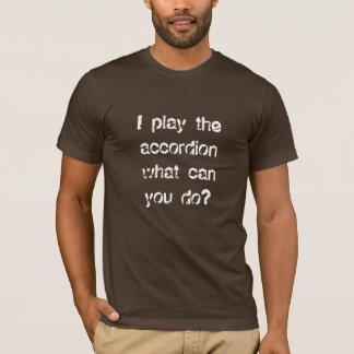 Diversión que dice el juego de I la camiseta del