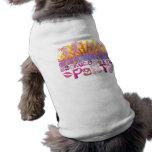 diversión retra del fiesta del club del fiesta del ropa de mascota