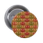 Diversión roja del símbolo de GOODluck del modelo Pin