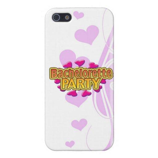 diversión salvaje de neón loca del corazón del fie iPhone 5 fundas