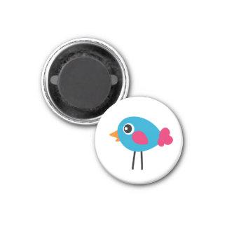 Diversión Tweetie 1 Imán Redondo 3 Cm
