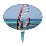 Diversión Windsurfing Figura De Tarta
