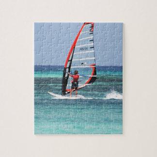 Diversión Windsurfing Rompecabezas