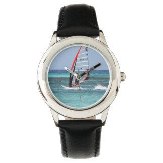 Diversión Windsurfing Reloj