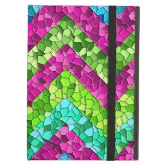 Diversión y modelo brillante de la teja de mosaico