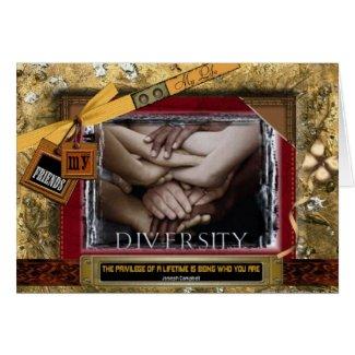 Diversity card