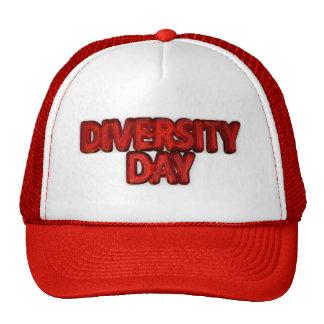 Diversity Day Cap Trucker Hat