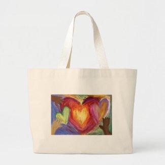 Diversity, Equity, & Inclusion DEI Art Tote Bag