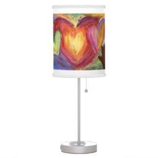Diversity, Equity, & Inclusion (DEI) Table Lamps