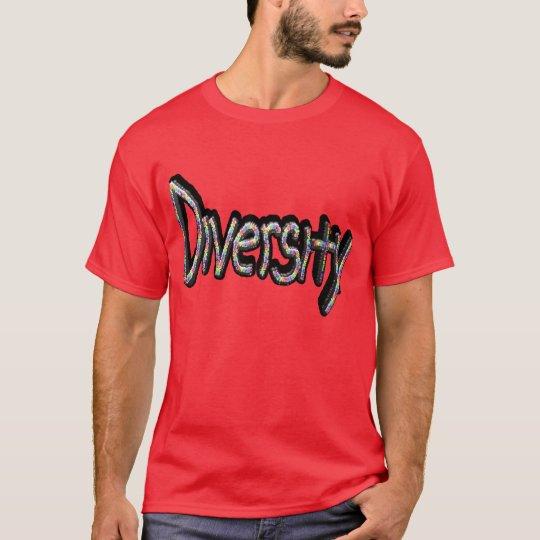 Diversity in Words T-Shirt