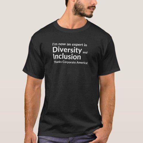 Diversity & Inclusion Expert T-Shirt