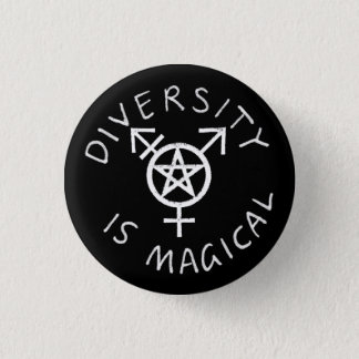 Diversity is Magical Button