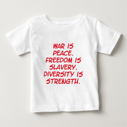 diversity is strength baby T-Shirt