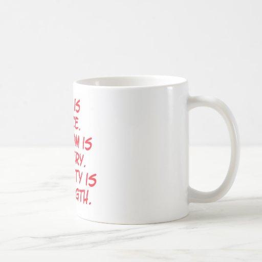 diversity is strength mugs