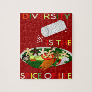 Diversity Is the Spice of Life Puzzle