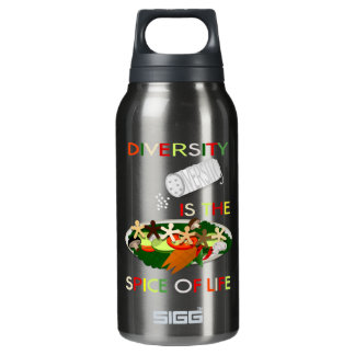 Diversity Is the Spice of Life Sports Insulated Water Bottle